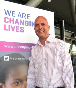 Stephen Bell OBE Changing Lives Chief Executive (June14)